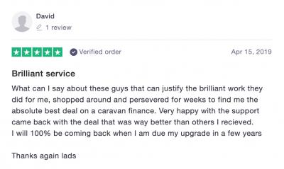Caravan Finance Review 1